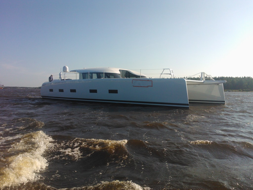 We have launched the Ocean Explorer OE60-001