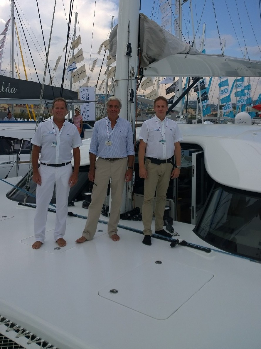 The Cannes Yachting Festival 2014 edition seems very vibrant with lots of visitors