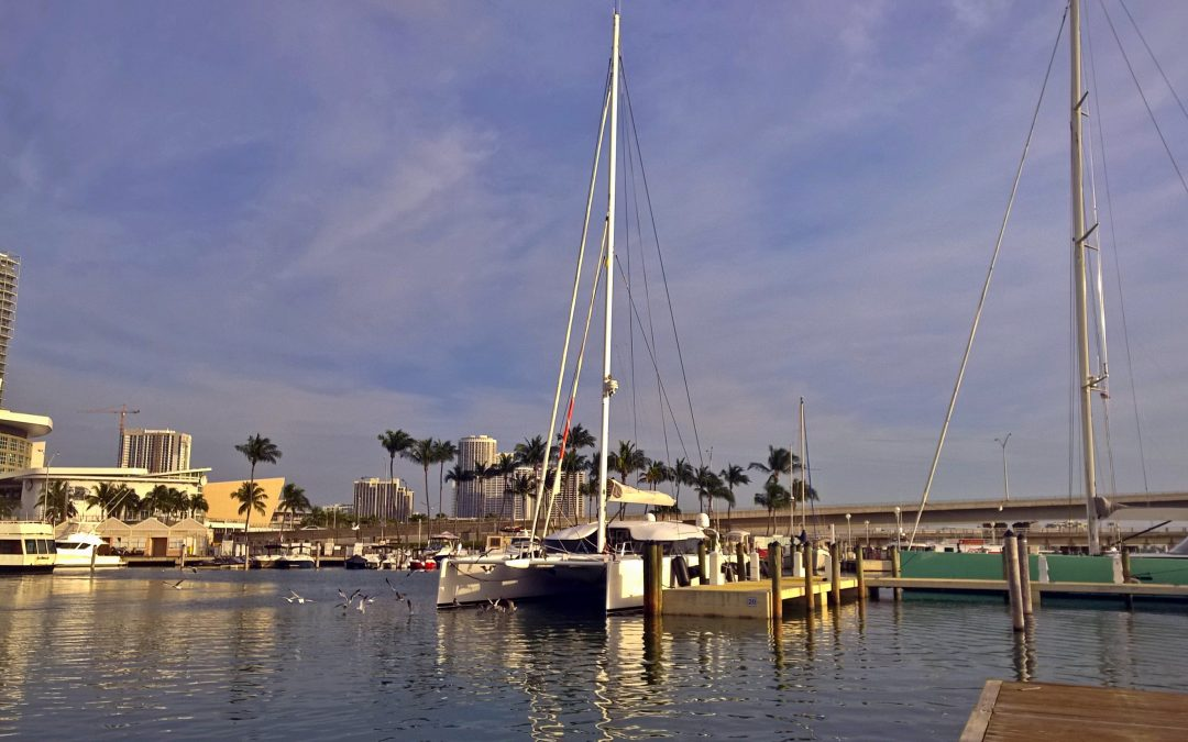 Meet the OQS-team at Miami Boat Show 14-18 February