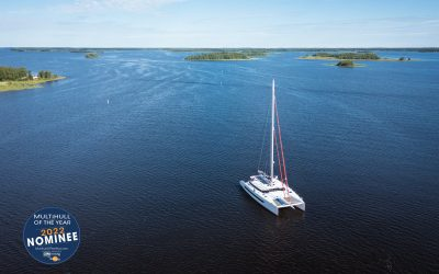 Multihull of the Year 2022